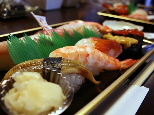 握り寿司一人前