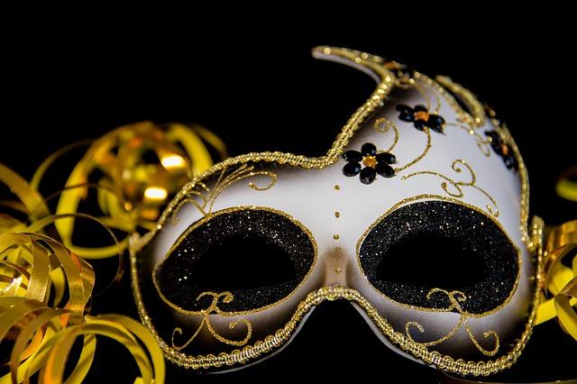 ヨーロッパのペルソナの仮面