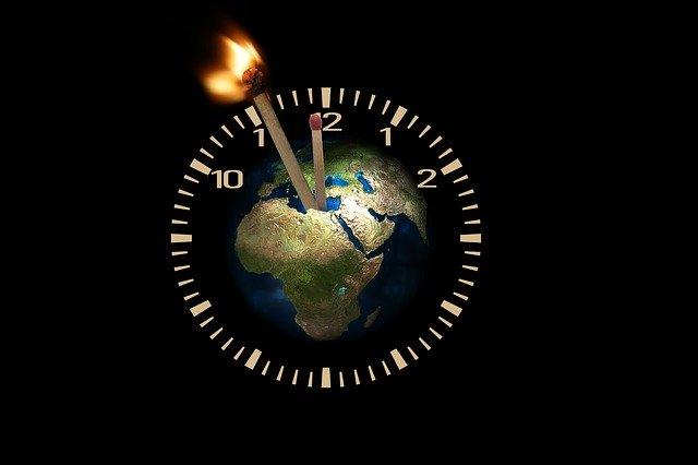 世界を変える時計とマッチ