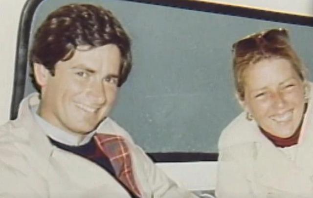 ベティとダンの若い頃の写真